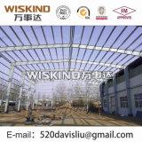 Lager gebildet von Licht-vorfabrizierter Stahlkonstruktion
