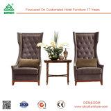 Moderne heiße Verkaufs-Freizeit-ergonomischer hölzerner Stuhl für Hotel-Wohnzimmer