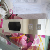 Preiswerter Aufzug-Schmierölniederdruck mit LCD-Bildschirmanzeige-Höhenruder-Spindel-Schmierölniederdruck