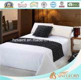 Cuenta barata de los conjuntos de la hoja del lecho de la cuerda de rosca de los conjuntos 1000 de la hoja para el hotel