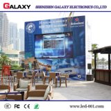 Afficheur LED P4/P5/P6 de location extérieur polychrome pour l'exposition, étape, conférence