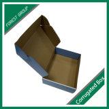 Stampa di colore completo ondulata impaccante di prezzi della scatola di cartone del contenitore di scatola