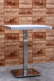 Großhandelsgaststätte-Quadrat-Tisch mit Edelstahl und HPL (SP-STL235)