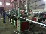Kurbelgehäuse-Belüftungfaux-künstlicher Marmorstreifen-Plastikproduktions-Extruder, der Maschine herstellt