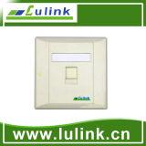 Única porta 86 Faceplate-Lk0fp01011101