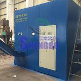 Máquina de alumínio da ladrilhagem de Ys16-37-180 Skimmings com grande saída