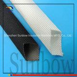 Bestand Niet beklede Glasvezel de Op hoge temperatuur Sleeving van Sunbow