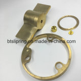 Custom Precision Brass / Copper CNC Usinage Part From ISO Factory