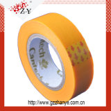 Cinta adhesiva colorida de la calidad a prueba de calor en venta