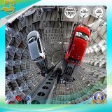 Вертикаль поднимая механически подъем стоянкы автомобилей