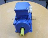 6 moteur électrique 240V415V triphasé de l'arbre 24mm de Pôles 1.1kw 1.5HP 905rpm