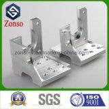 Pieza de maquinaria de fabricación dada vuelta/molida del CNC de los recambios
