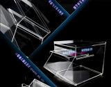 Casella di memoria acrilica trasparente di stile della Tabella