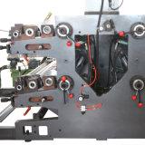 2、3のノートに支配する機械をする演習帳のための4つのカラーFlexoの印字機