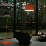E27 de Kleurrijke Staand lamp van de Vissen van het Staal voor het Project van het Hotel