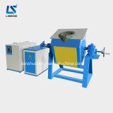 中国の熱い販売IGBTの誘導の金の溶ける炉