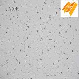 Plafond minéral acoustique de fibre de laines de laitier de 99% (D1114-1)