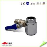Fiche de réservoir sous pression de l'eau d'acier inoxydable de 3/4 pouce