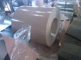 La couleur (de diverses couleurs) a enduit des bobines de l'acier Coil/PPGI