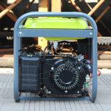 バイソン((e) 3kw 3kVA中国) BS4500dのセリウムの公認の銅の長期間の時間携帯用無声防音の発電機