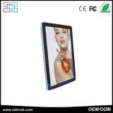 가득 차있는 HD LCD 간이 건축물 디스플레이 터미널 광고 선수