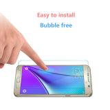 Beschermer van het Scherm van de anti-schok 9h de In het groot voor Nota 5 van Samsung