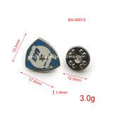 Einteilungs-Andenken-Decklack-Metallabzeichen