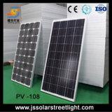 Module solaire de picovolte, poly panneau solaire 250W avec VDE, le CEI, CSA, UL, CCE, support de consoles multiples, ce, OIN, panneau de RoHS solaire