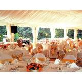 Шатер венчания крыши ясности роскошного курорта для стойла