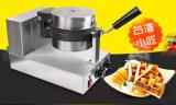 Хлебопек Waffle чугуна 2016 реклам толщиной для кофейни