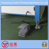 Hot Sale Pneumatic Silk Screen Printing Machine pour Silver Paste