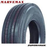 Superhawk Hight Qualitätsradial-LKW-Reifen (11R22.5 295/75R22.5 12R22.5 11R24.5 285/75R24.5) TBR