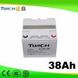 Gel-Batterien der volle Kapazitäts-Lead-Acid Batterie-12V 38ah VRLA