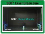 Lijn van de PUNT van de Modules van de Laser van Altra de Heldergroene en 360 Graad