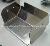 Pieza de doblez modificada para requisitos particulares del metal de hoja de acero inoxidable del hierro
