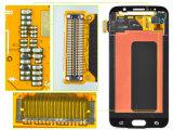 Экран и цифрователь LCD мобильного телефона для индикации галактики S6 LCD