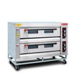 최신 판매 상업적인 굽기 가스 오븐 (선택을%s 돌 기초)
