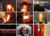 De industriële Apparatuur van de Verwarmer van de Inductie voor de Thermische behandeling van de Gieterij van het Metaal