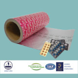 薬剤包装のISOによって証明される合金8011 H18のための0.024mm Ptpのアルミホイル