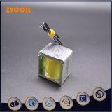 Индуктор трансформатора соленоида катушки катушкы электромагнита