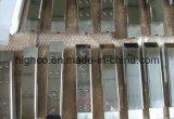 Zipolo di vetro dell'acciaio inossidabile per il raggruppamento che recinta la balaustra di Frameless