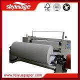 papel de transferencia seco de antienrollamiento de la sublimación del 1.87m 50GSM Fasy para la impresora de alta velocidad Ms-JP