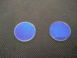 Spazii in bianco ottici dello spazio in bianco di cristallo dello zaffiro