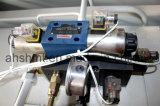 Variable Schneidewinkel-hydraulische scherende Maschine; Hydraulische Guillotine-scherende Maschine; Platten-Ausschnitt-Maschine