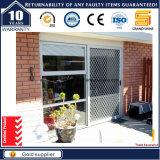 Trasparenza standard di Au/Nz/USA sulla pista di alluminio del portello scorrevole della pagina di portello
