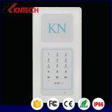 Teléfono multiusos del sitio limpio de la punta de la llamada de emergencia de la charla del sistema de intercomunicación de Koontech Knzd-63