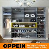 Oppein 현대 광택 있는 래커에 의하여 경첩을 다는 옷장 (YG16-L02)