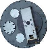 Coperchio del foro dell'uomo del coperchio di botola della lega di alluminio