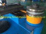 Machine à cintrer de pipe en acier de Plm-Dw50CNC pour le diamètre 48mm