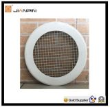 Décor de plafond Louver Easy Clean Egg Crate Air Grille Round Diffuser Parts